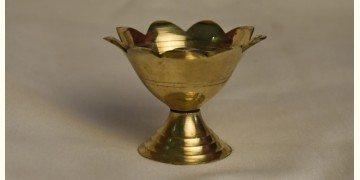 अर्चना ❋ Brass . Carving Diya ❋ 56