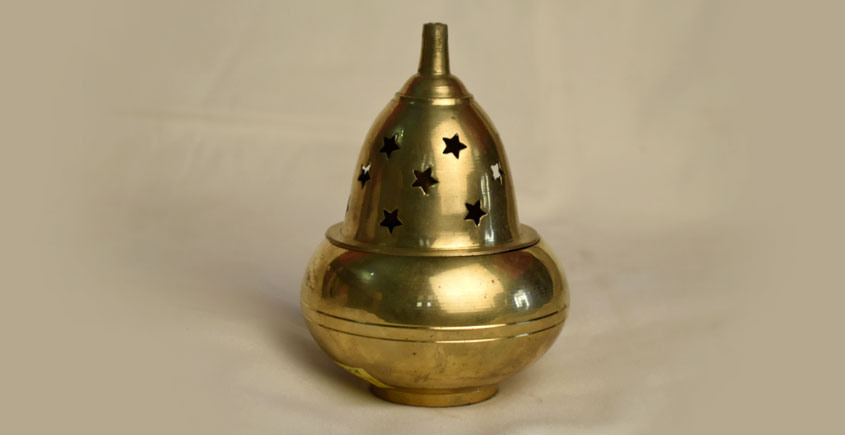 अर्चना ❋ Brass . Carving Diya ❋ 57