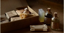 Organic nourishment ~ Ayurvedic cosmetics bundle