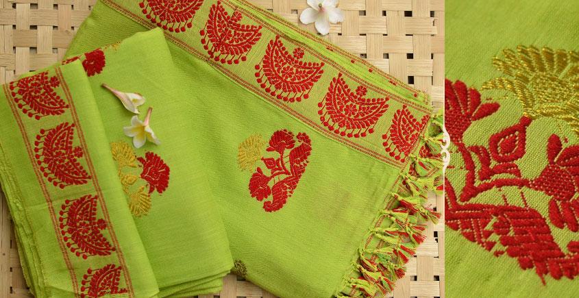 Assamese Handwoven ✽ Mekhela Sador ✽ E