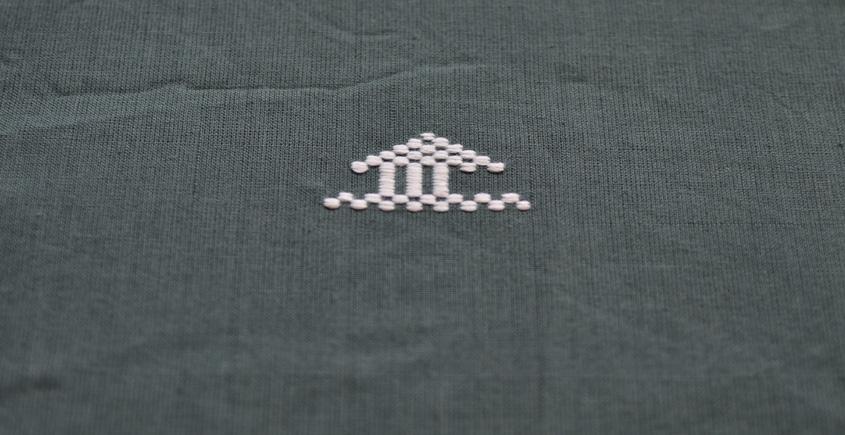 Handwoven Assamese Cotton Fabric ❂ B
