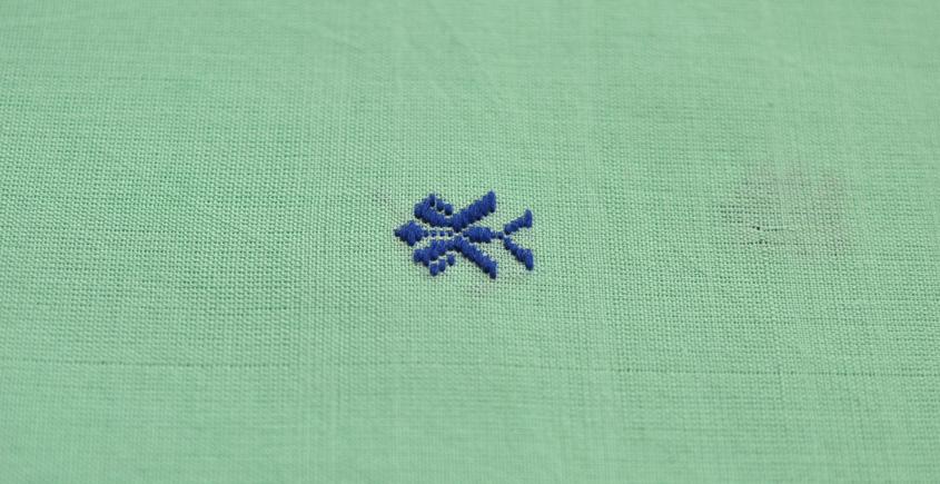 Handwoven Assamese Cotton Fabric ❂ C