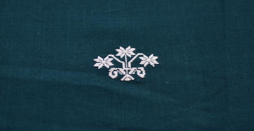 Handwoven Assamese Cotton Fabric ❂ D