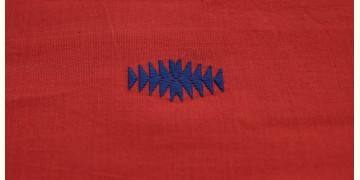 Handwoven Assamese Cotton Fabric ❂ F