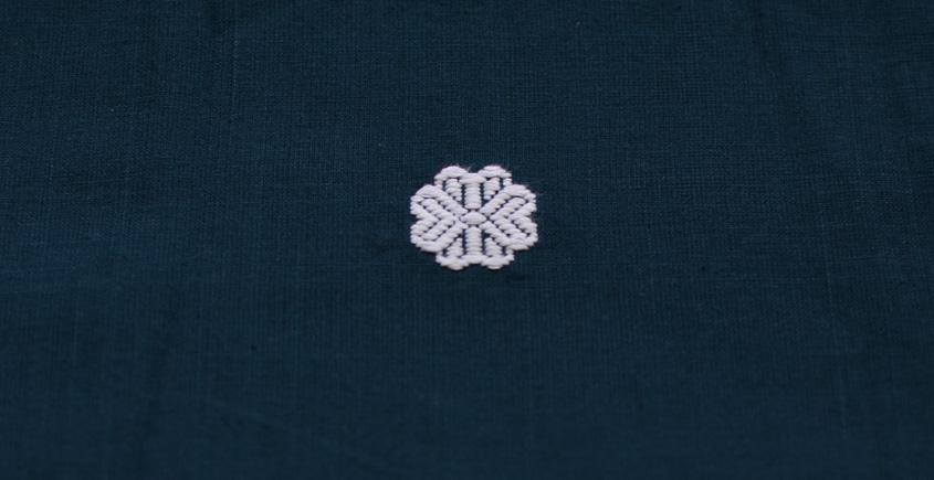 Handwoven Assamese Cotton Fabric ❂ G