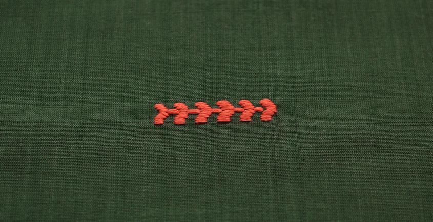 Handwoven Assamese Cotton Fabric ❂ K