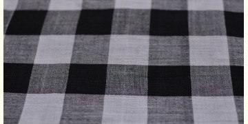 Handwoven Assamese Cotton Fabric ❂ M