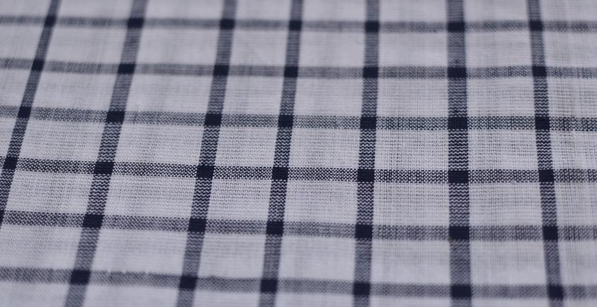 Handwoven Assamese Cotton Fabric ❂ O