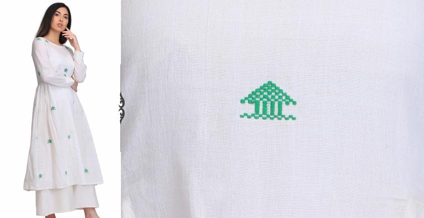Puhor ❂ Handwoven . Cotton Dress ❂ B