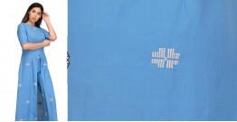 Nilmitro ❂ Handwoven . Cotton Dress ❂ C