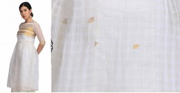 Udipti ❂ Handwoven . Silk Dress ❂ E