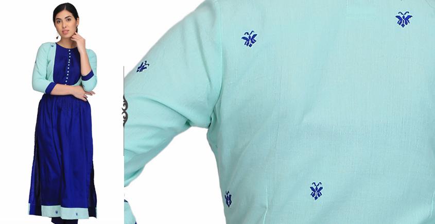 Wubitu ❂ Handwoven . Cotton Dress ❂ G