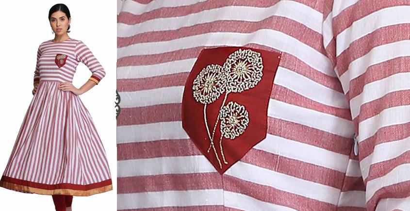 Umika ❂ Handwoven . Cotton Dress ❂ K