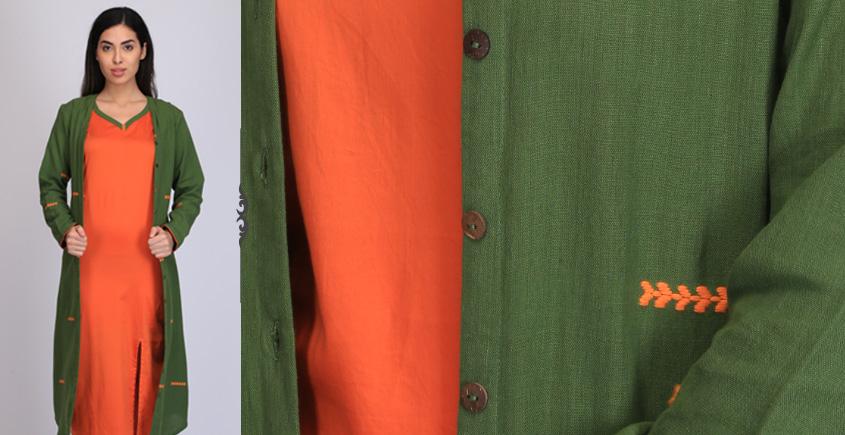 Seuji ❂ Handwoven . Cotton Dress ❂ M