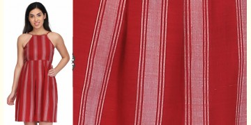 Varij  ❂ Handwoven . Cotton Dress ❂ T