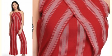 Tapani ❂ Handwoven . Cotton Dress ❂ U