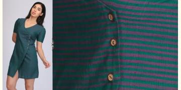 Satha ❂ Handwoven . Cotton Dress ❂ V