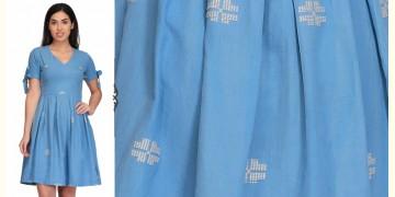 Salmi ❂ Handwoven . Cotton Dress ❂ Y