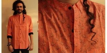 Bistro Parley ☕ Sanganeri ☕ Cotton Shirt ~ 20
