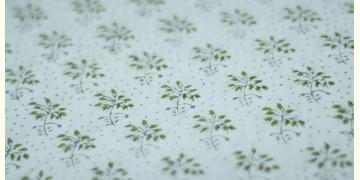 Sanganeri fabric ~ 17 (Block Printed . Per Meter)
