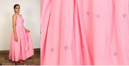 Nivriti ❊ Pink gathered long dress ❊ 2