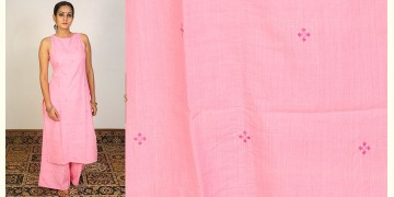 Nivriti ❊ Pink straight fit kurta and palazzo set ❊ 15