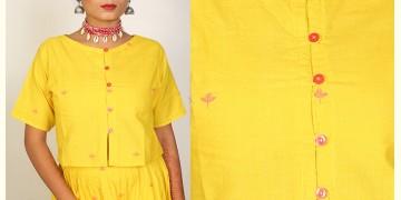 Nivriti ❊ Yellow crop top ❊ 11