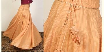Nivriti ❊ Honey panelled skirt ❊ 10