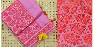 Vijul ❋ Assamese Handwoven ❋ Silk Saree ❋ 10