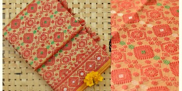 Vijul ❋ Assamese Handwoven ❋ Silk Saree ❋ 11