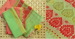 Vijul ❋ Assamese Handwoven ❋ Silk Saree ❋ 13