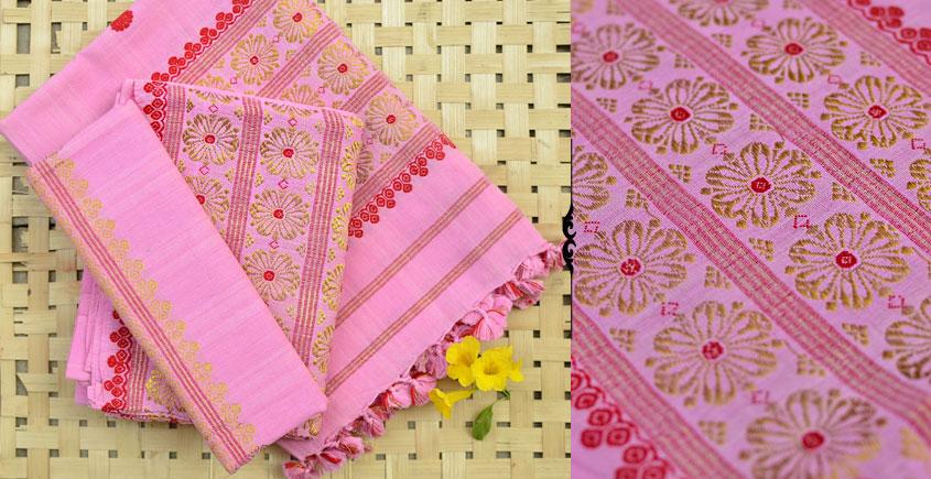 Vijul ❋ Assamese Handwoven ❋ Silk Saree ❋ 15