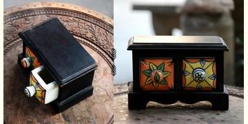 Azur ᴥ Blue Pottery Jewelary Box ᴥ 40