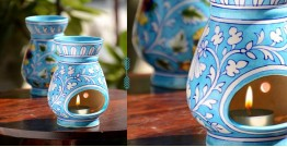 Azur ᴥ Blue Pottery Burner ᴥ 1