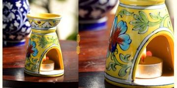 Azur ᴥ Blue Pottery Burner ᴥ 4