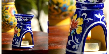 Azur ᴥ Blue Pottery Burner ᴥ 5
