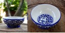 Azur ᴥ Blue Pottery Bowl ᴥ 9