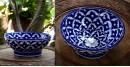 Azur ᴥ Blue Pottery Bowl ᴥ 16