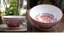 Azur ᴥ Blue Pottery Bowl ᴥ 17