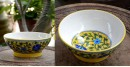 Azur ᴥ Blue Pottery Bowl ᴥ 19