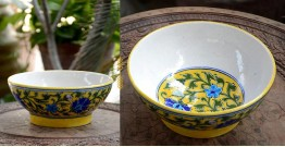 Azur ᴥ Blue Pottery Bowl ᴥ 19