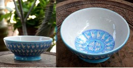 Azur ᴥ Blue Pottery Bowl ᴥ 20