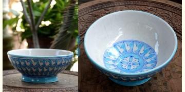 Azur ᴥ Blue Pottery Bowl ᴥ 20