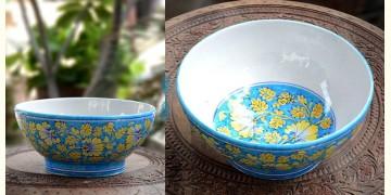 Azur ᴥ Blue Pottery Bowl ᴥ 21
