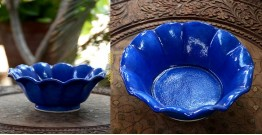 Azur ᴥ Blue Pottery Bowl ᴥ 24