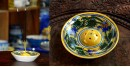 Azur ᴥ Blue Pottery Incense Holder ᴥ 35