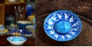 Azur ᴥ Blue Pottery Incense Holder ᴥ 37
