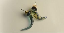 Zeenat ✤ Glass Jewellery ✤ ( Two Stud ) ~ 10