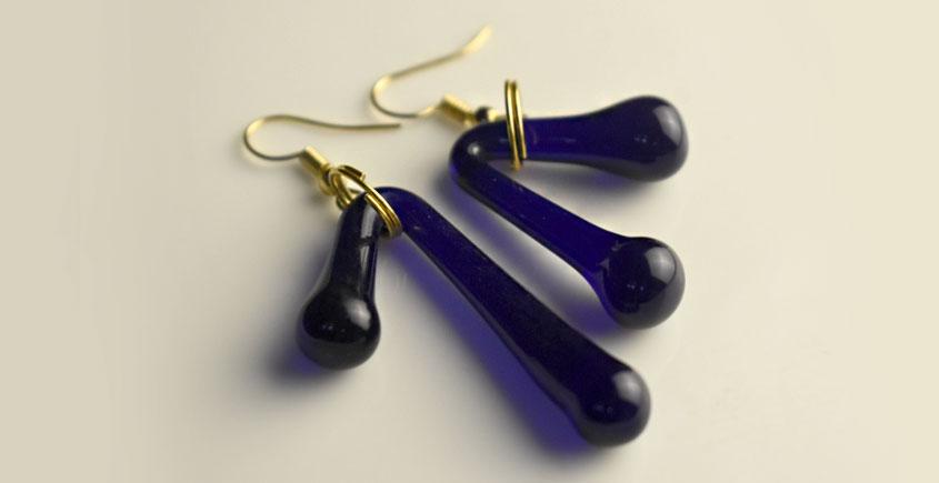 Zeenat ✤ Glass Jewellery ✤ Earring ~ 33
