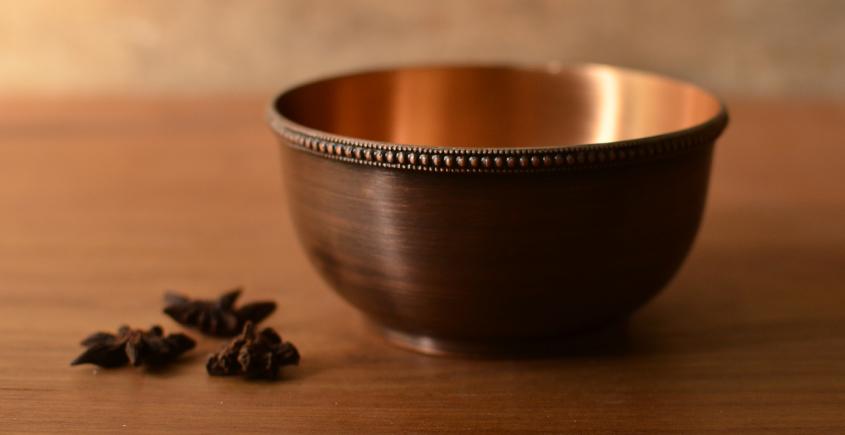 Courtyard ✽ Shiva Abheer Bowl Small ✽ 17